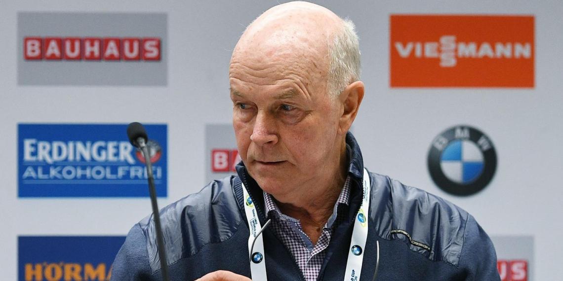 Комиссия признала экс-главу IBU виновным в сокрытии допинг-проб российских спортсменов