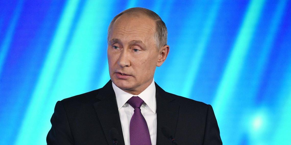 Путин призвал США объяснить, где конкретно нарушается договор РСМД