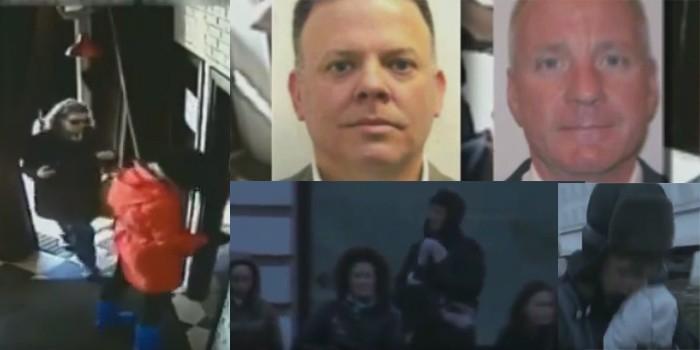 НТВ показал переодетых шпионов ЦРУ в Москве