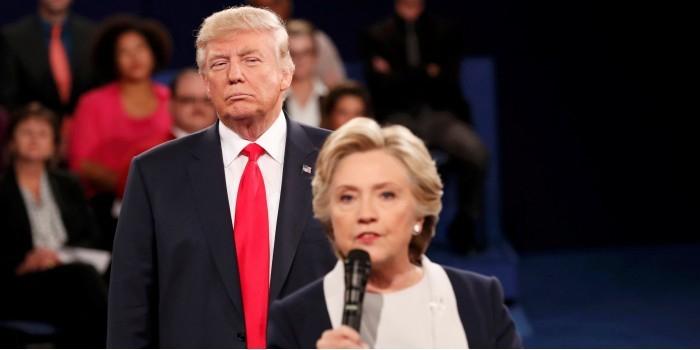 Клинтон и Трамп стали самыми непопулярными кандидатами в президенты США