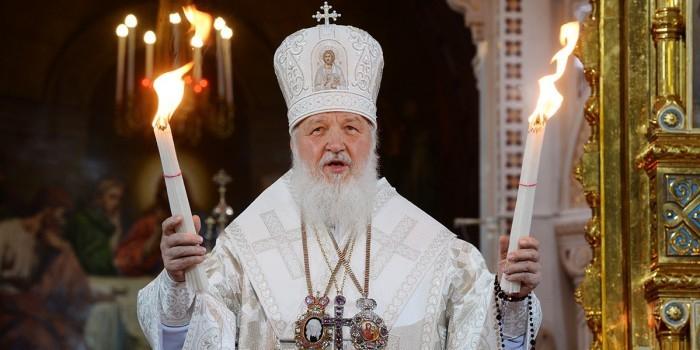 """Патриарх Кирилл назвал грехом погоню на """"лайками"""" в соцсетях"""