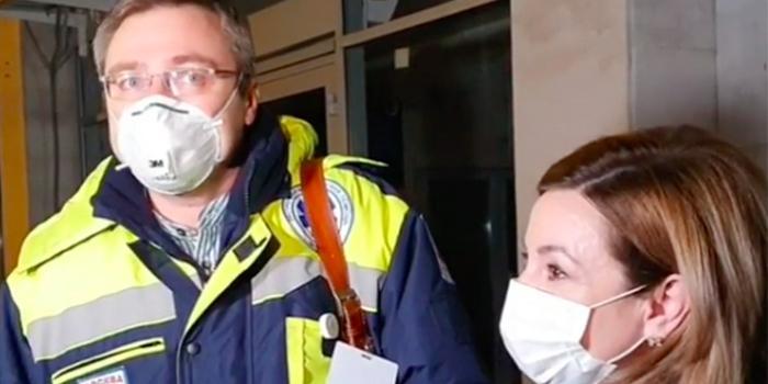 В Северную Осетию прибыли московские врачи для помощи в борьбе с COVID-19