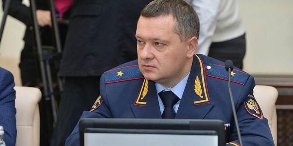 Уволенного Путиным из-за дела Голунова генерала Девяткина назначили главой счетной палаты Брянской области