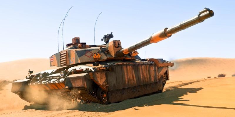 Геймер выложил на форуме игры секретную документацию от британского танка Challenger 2