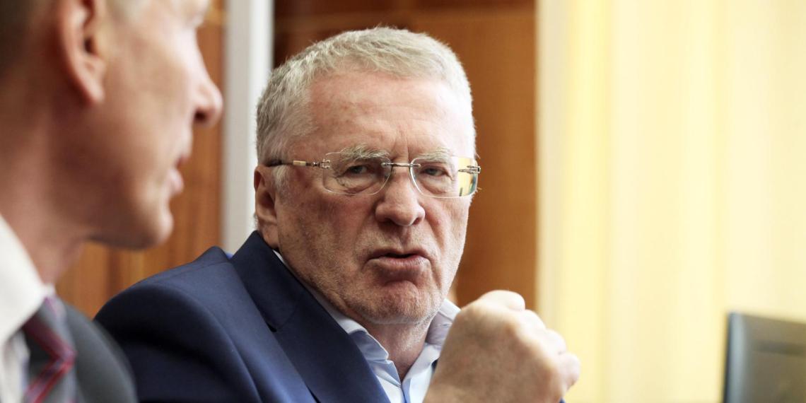 Стало известно содержание интервью Жириновского Гордону, которое украинец испугался публиковать