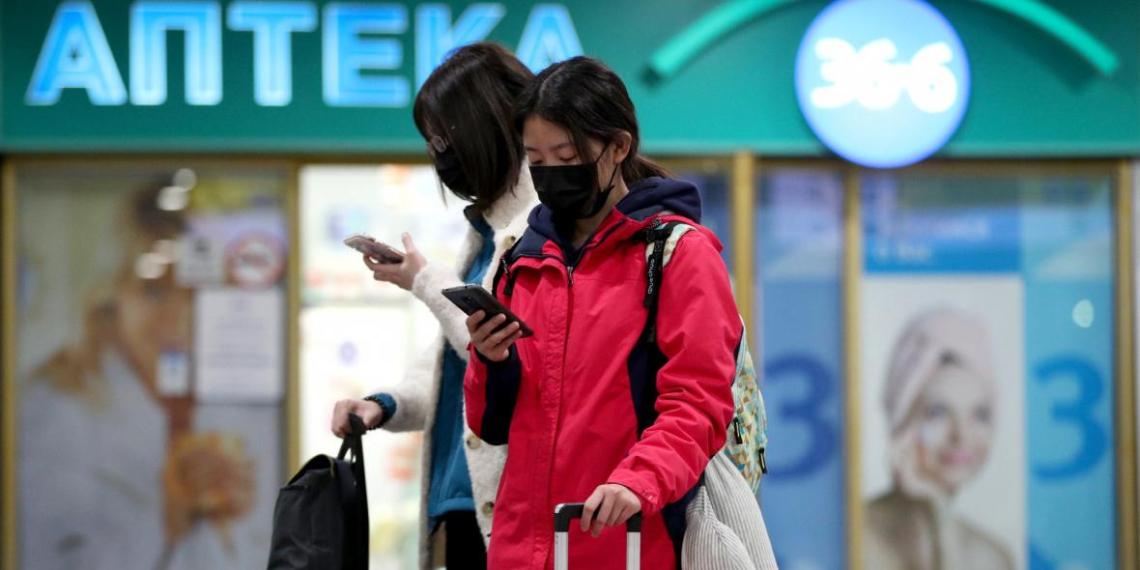Голикова: в России зафиксировали первые случаи инфицирования коронавирусом