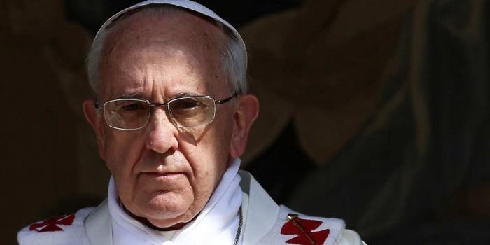 """Папа Римский вызвал украинского посла из-за """"антицерковных законов"""""""