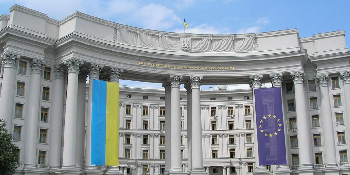 Украина отреагировала на задержание своего консула в Санкт-Петербурге