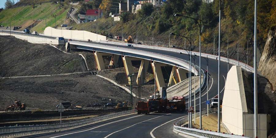 В Минтрансе назвали нецелесообразным строительство самой дорогой дороги в Сочи