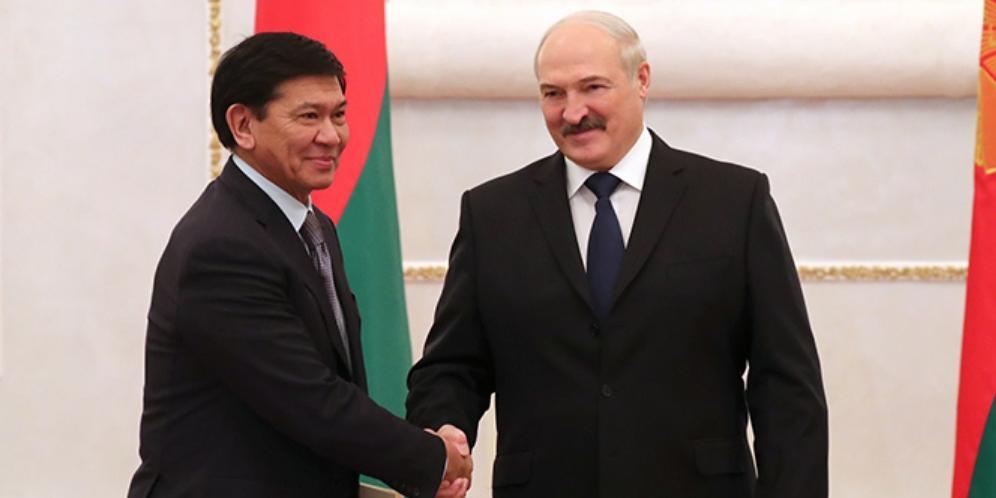 Белоруссия нашла альтернативу российской нефти в Казахстане