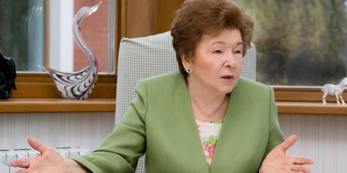Наина Ельцина упрекнула Никиту Михалкова в смене взглядов