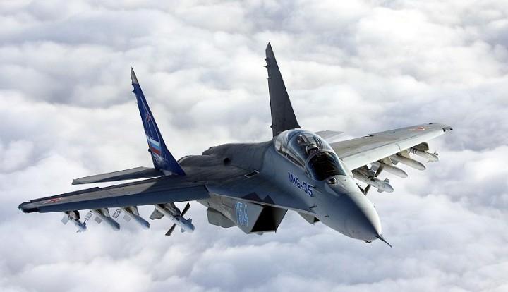 Минобороны Швеции: военный самолет России чуть не столкнулся с пассажирским
