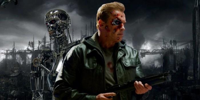 Арнольд Шварценеггер представил новый трейлер «Терминатор: Генезис»