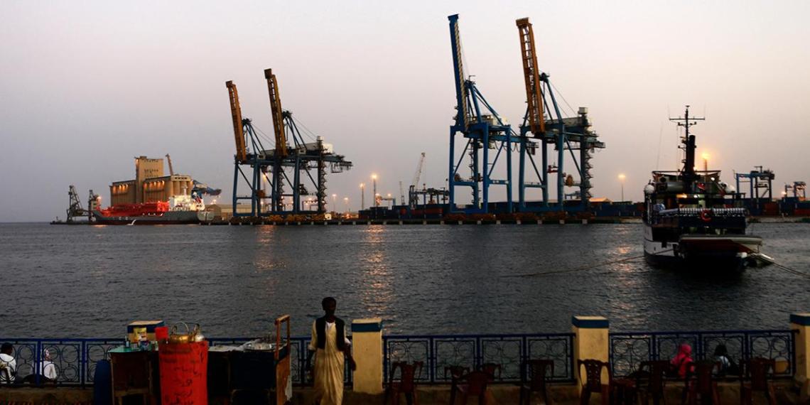 Мишустин отправил на ратификацию соглашение о базе в Судане
