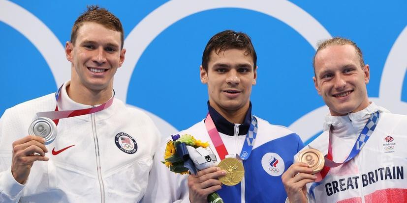 Проигравшие Рылову пловцы обвинили его в употреблении допинга