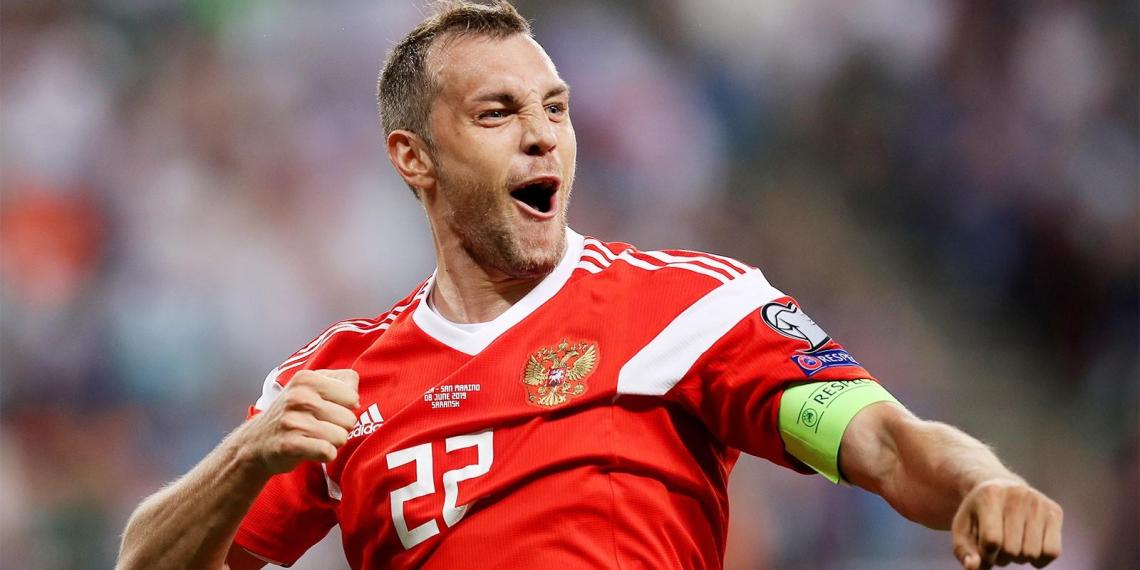 Россия поднялась на 5 мест в рейтинге ФИФА
