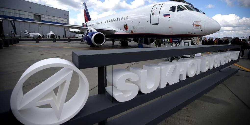 Убыток производителя самолетов SSJ100 вырос в 4,5 раза