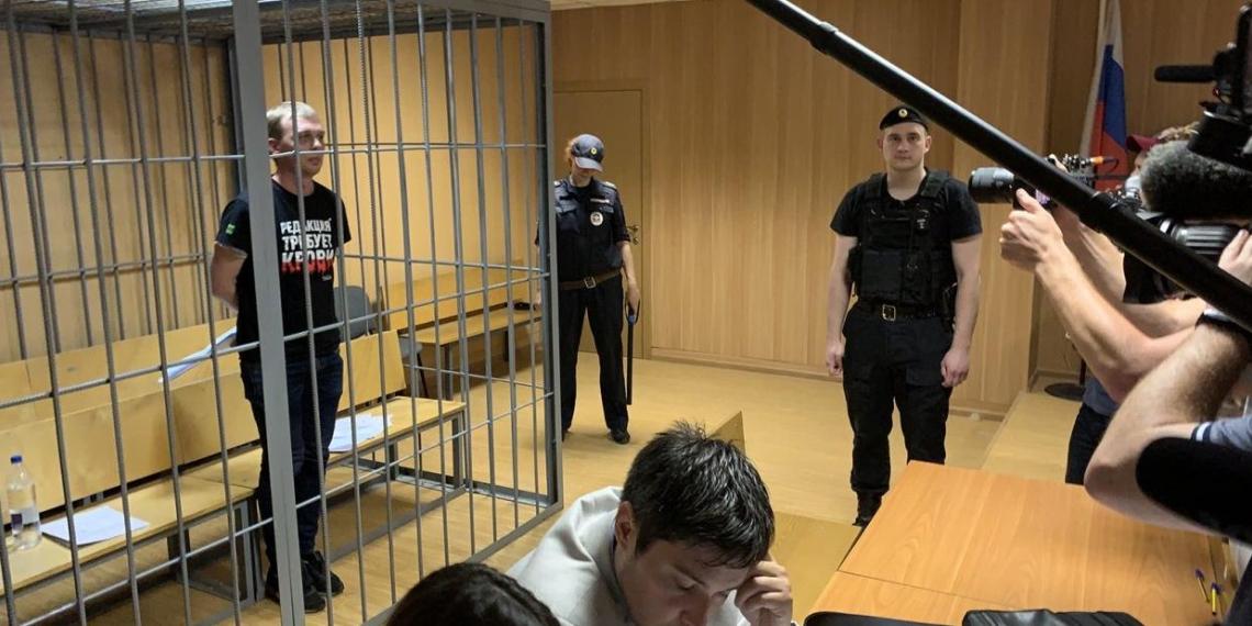 В Кремле попросили не делать на основании дела Голунова выводов о недоверии к системе правопорядка
