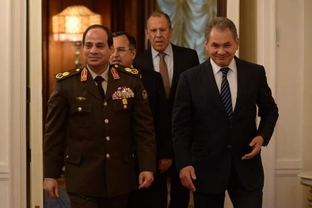 Возвращение России на Ближний Восток