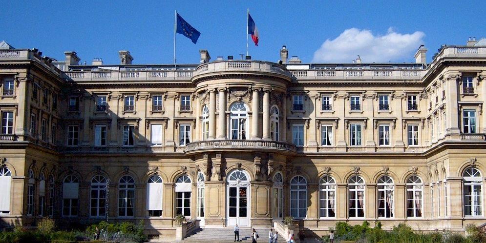 МИД Франции предложил закрыть небо над Белоруссией после инцидента с лайнером Ryanair