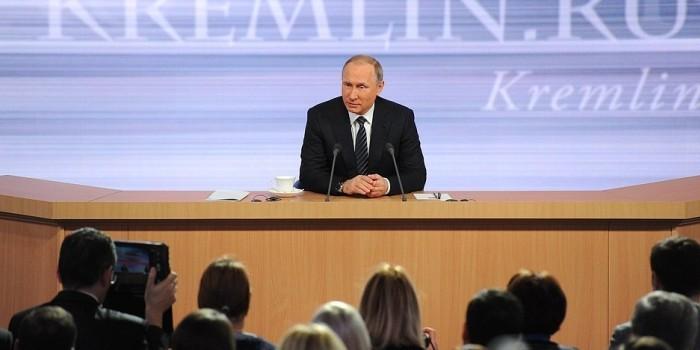 Пресс-конференцию Путина перенесли из-за похорон российского посла
