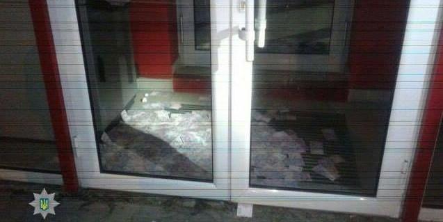 В Киеве банкомат два часа непрерывно выдавал деньги