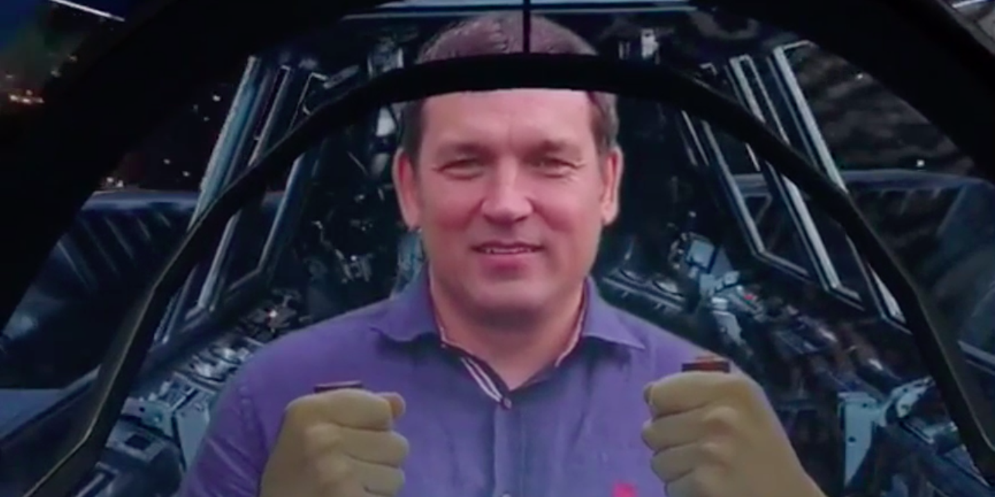 Власти Новокузнецка снялись в странном видео про джедаев