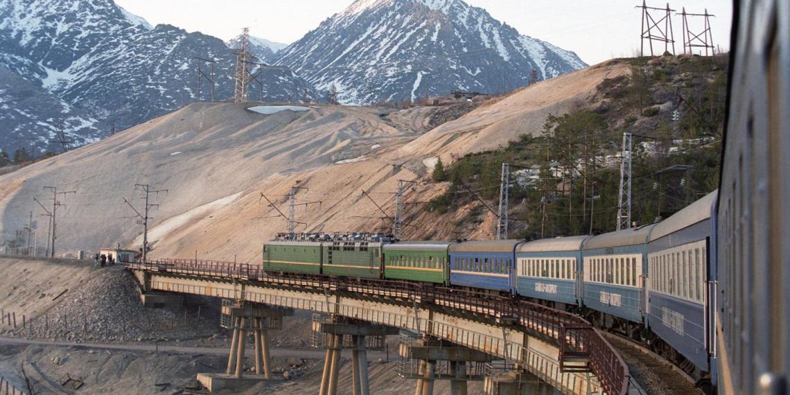 Железнодорожные войска приступают к строительству второй ветки БАМа