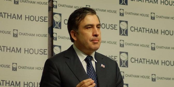 Саакашвили обвинил Приднестровье в дестабилизации ситуации на Украине