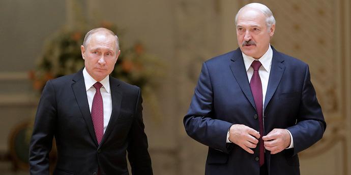 Встреча Путина и Лукашенко состоится в Сочи