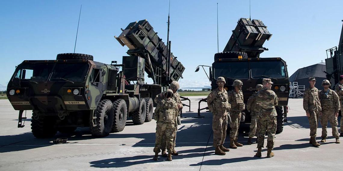 США захотели разместить в Ираке комплексы Patriot для защиты своих баз