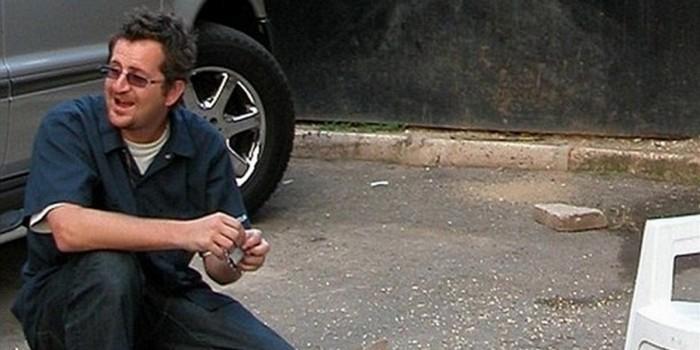 Ученые установили личность уличного художника Бэнкси