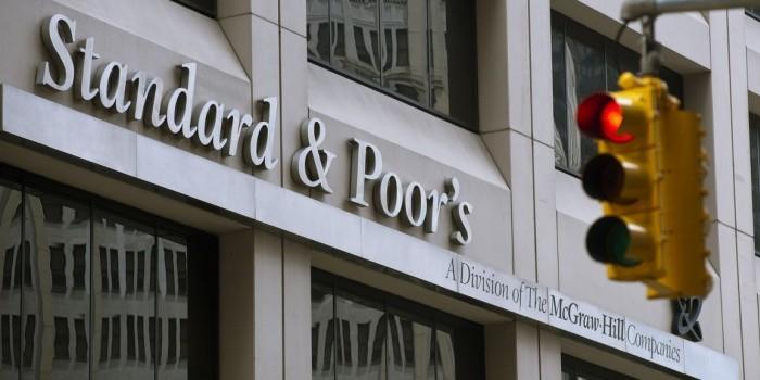 Агентство Standard & Poor's понизило рейтинг Украины до выборочного дефолта