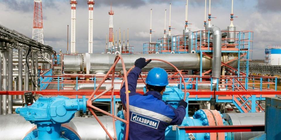 """""""Газпром"""" больше не считает снабжение ДНР и ЛНР поставками на Украину"""