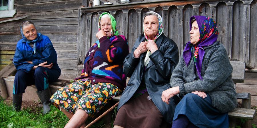 Россияне стареют раньше большинства жителей планеты