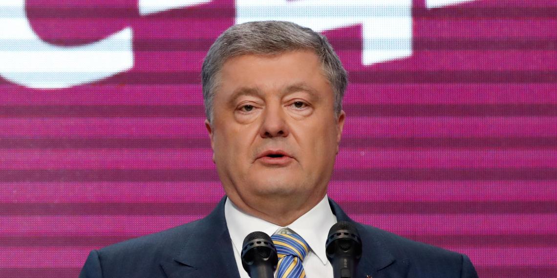 Против Порошенко подали иск на $140 млн