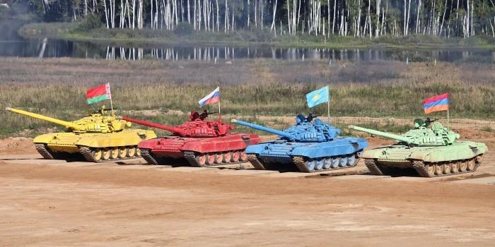 Польские СМИ: только Россия могла придумать военные олимпийские игры