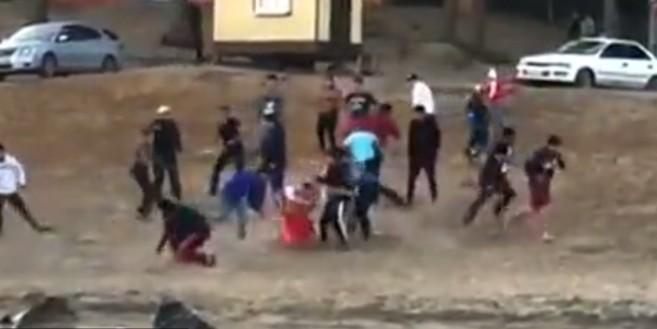 Опубликовано видео убийства чемпиона Европы по борьбе Юрия Власко