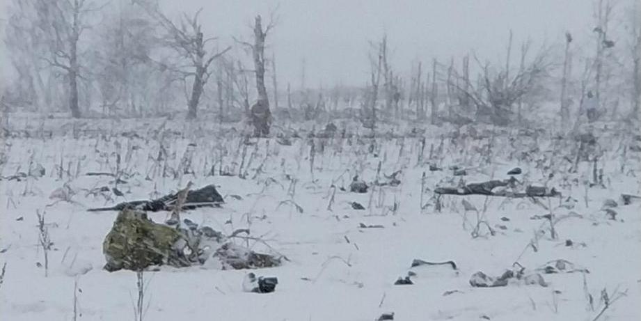 СК выяснил, что взрыв на борту Ан-148 произошел после падения