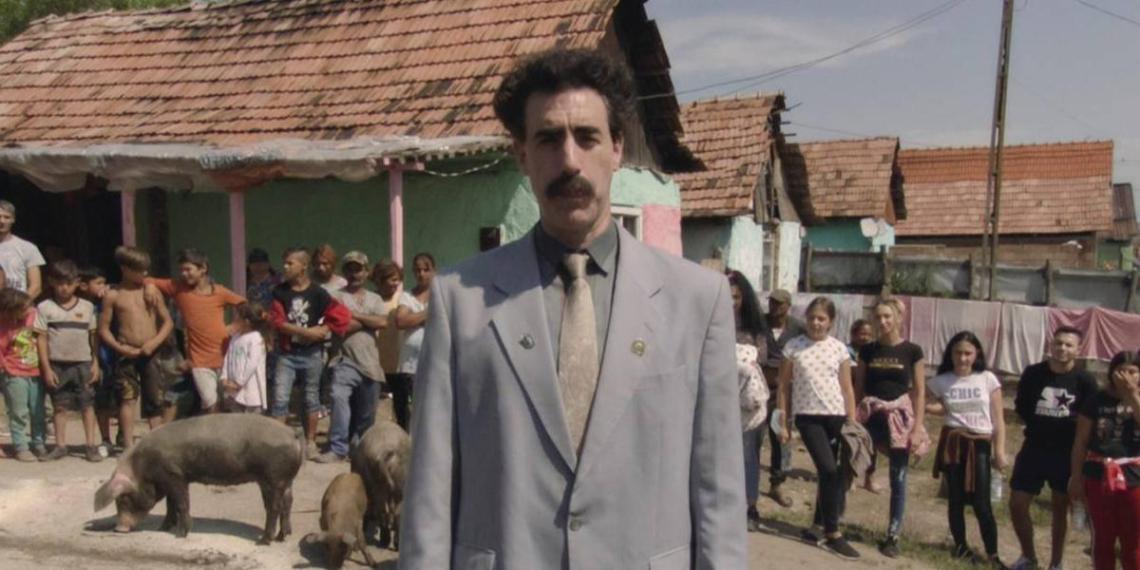 """Крылатая фраза из """"Бората"""" стала слоганом для привлечения туристов в Казахстан"""