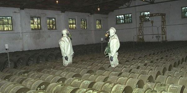 На складах сирийских боевиков найдены отравляющие вещества из США и Великобритании