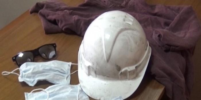 В Подмосковье налетчики ограбили банк при помощи цветов и строительной каски