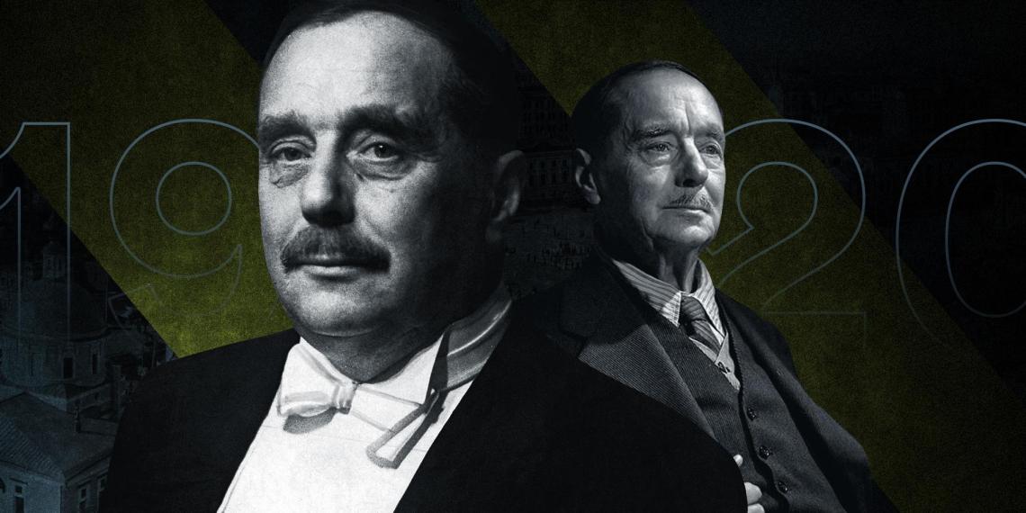В гостях у кремлевского мечтателя: какой увидел Россию Герберт Уэллс 100 лет назад