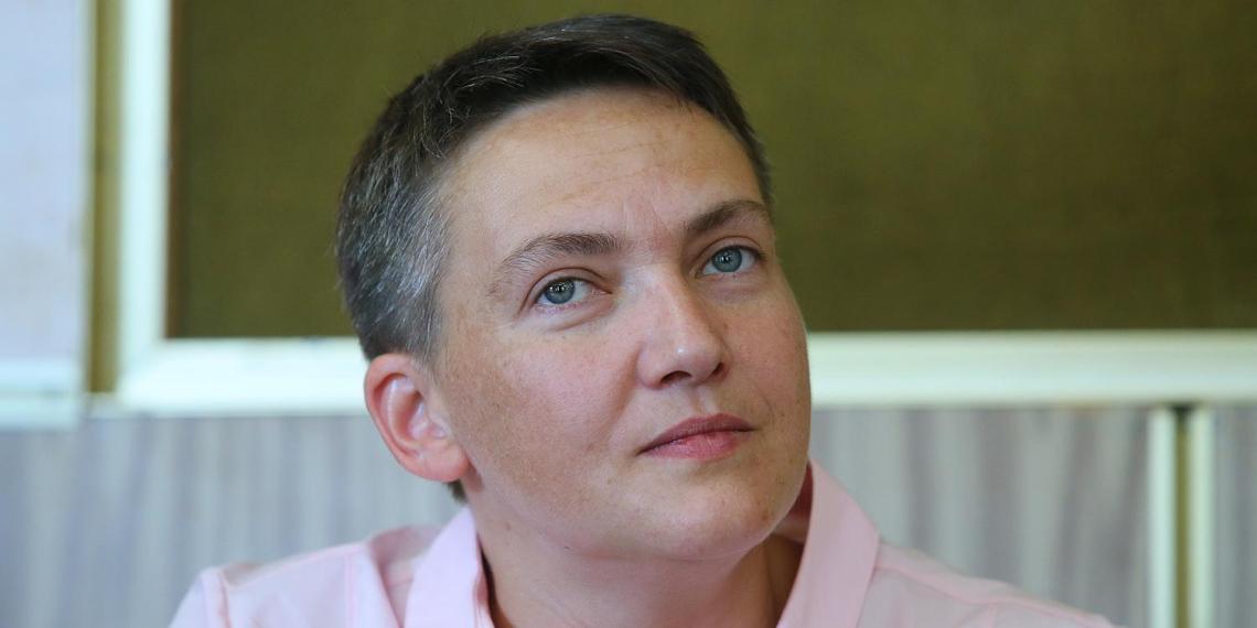 Савченко посетовала на низкую цену украинцев в Европе