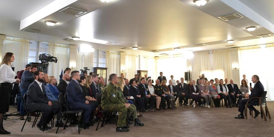 Президент России: информация о коронавирусе от органов власти объективна, так будет и впредь