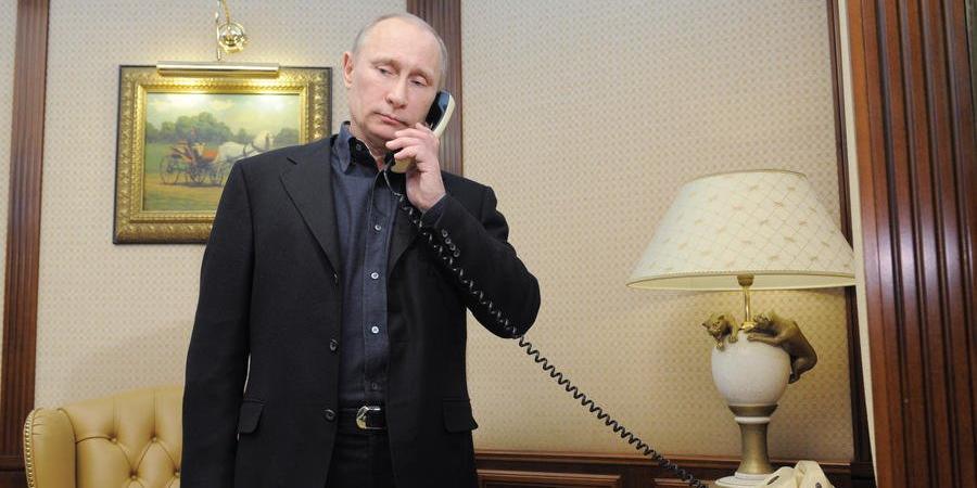 В Кремле прокомментировали участившиеся звонки Лукашенко Путину