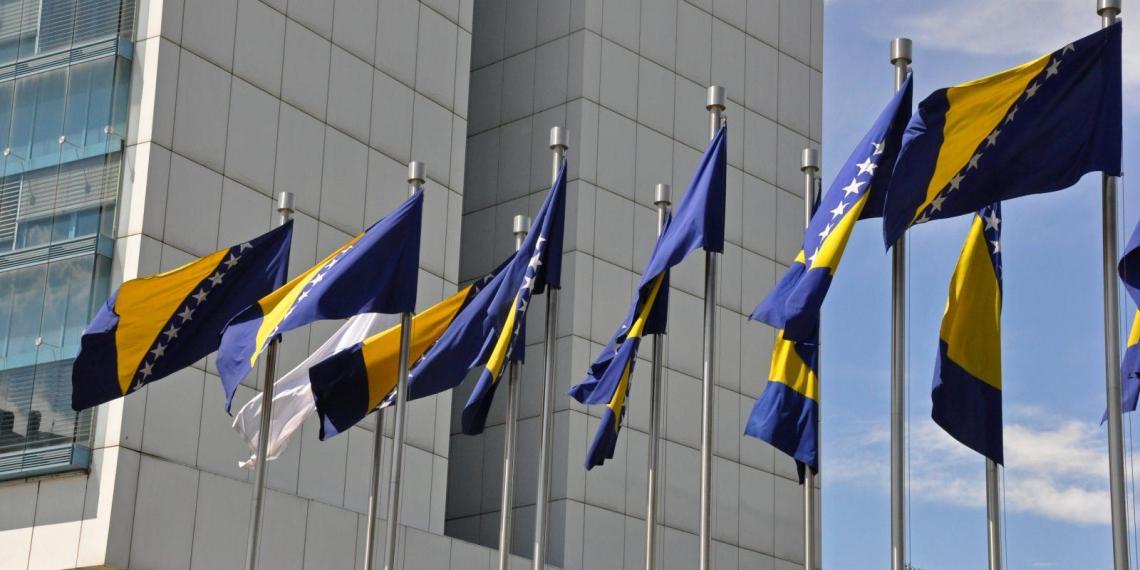 Китай вслед за Россией не признал представителя ЕС в Боснии и Герцеговине