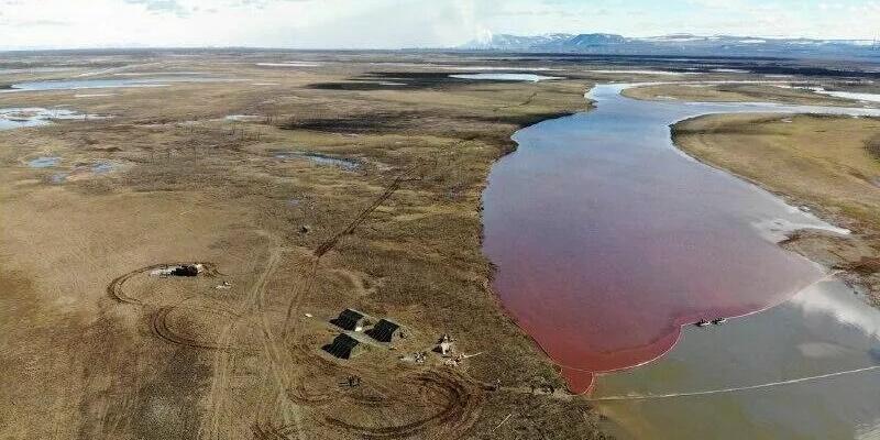 Руководство норильской ТЭЦ-3 задержали по делу о разливе нефтепродуктов