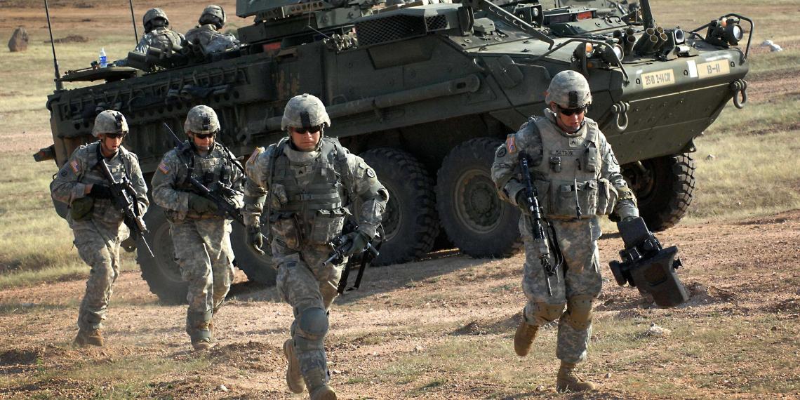 В Эстонии стартовали крупнейшие за 25 лет учения с участием военных США