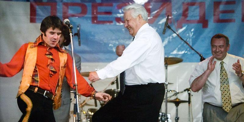 """""""Яндекс"""" покажет сериал о победе Ельцина на выборах 1996 года"""